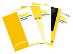 Plastic welding literature review